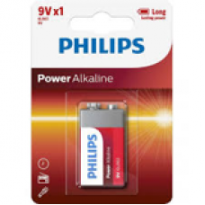Philips 9 Volt Battery-6LR61