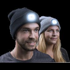 Ultralight LED Beanie-Grey