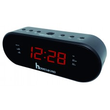Homesound 3118 Clock Radio with USB Charging