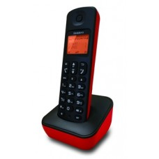 Uniden AT3100 Dect Phone-Red
