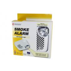 Ei 100 L Smoke Alarm with Escape Light