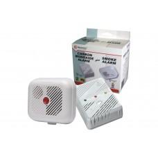 Ei FS122 Smoke & Carbon Alarm Combo