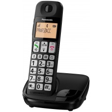 Panasonic KX TGE 112 Big Button Dect Phone