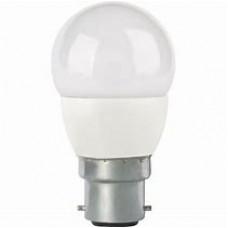 TCP LED Mini Globe 40W (B22) Warm White
