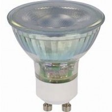 TCP LED GU10 50W Glass (4 Pk)